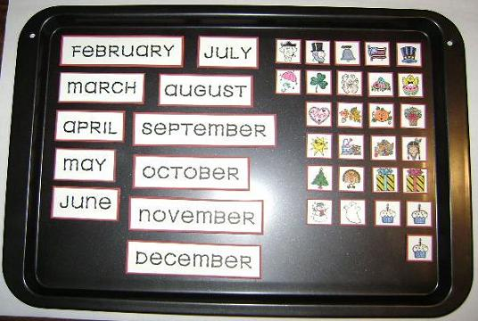 COOKIE SHEET CALENDAR 007