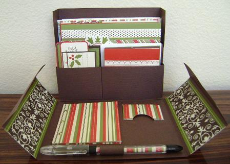 STATIONERY BOX 069 a