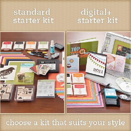 Starter kit 2011 - 2012