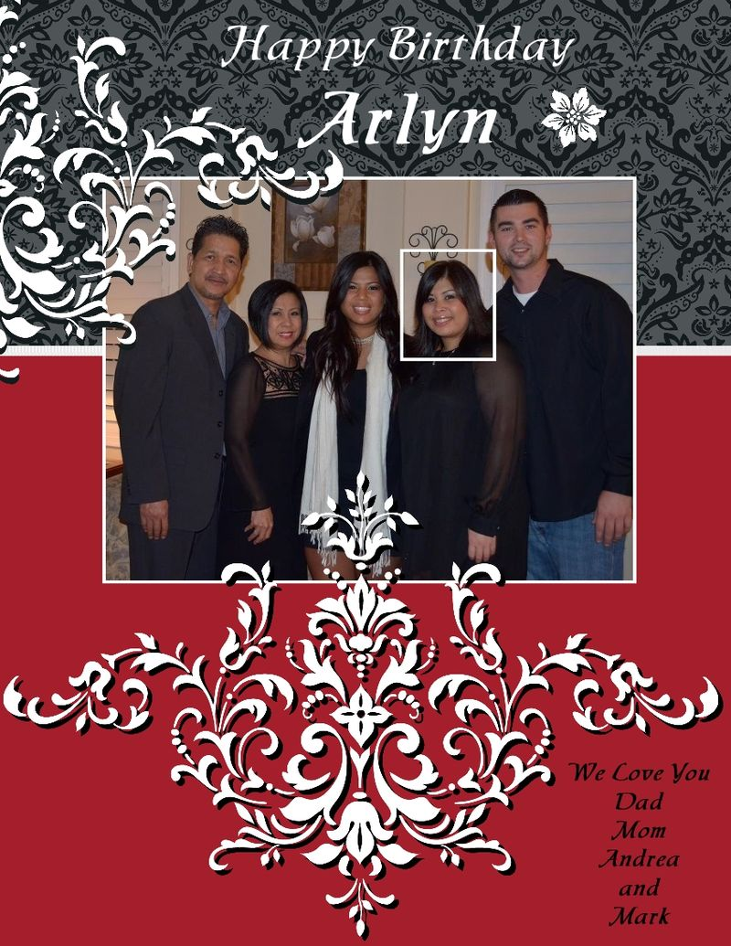 ARLYN'S 29th BIRTHDAY-001