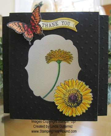 REASON TO SMILE SHADOW BOX CARD