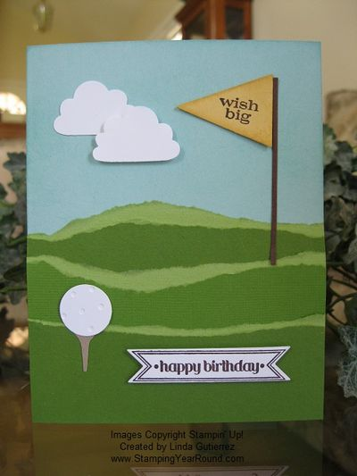Core'dinations golf card