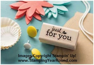 Pop-up posies stampin' up!