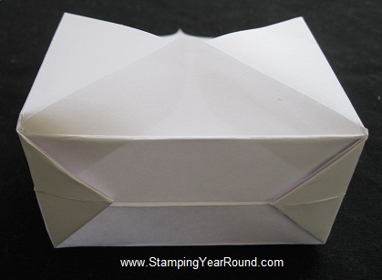 Envelope treat holder d