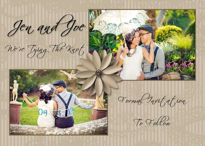 SAVE THE DATE JEN & JOE B-001