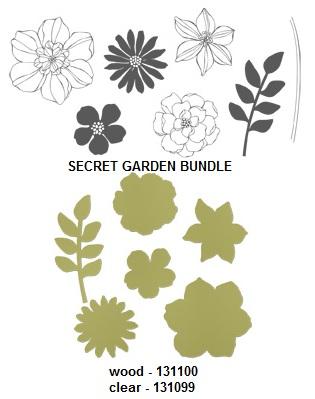 Secret garden bundle