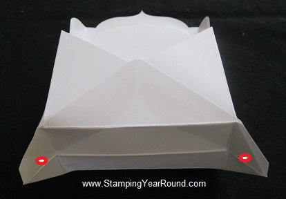 Envelope treat holder cc