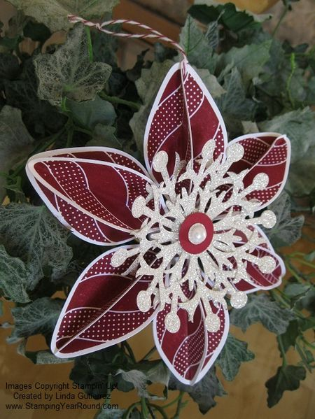 CHERRY COBBLER ORNAMENT SIDE