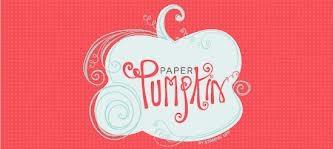 Paper pumkin logo