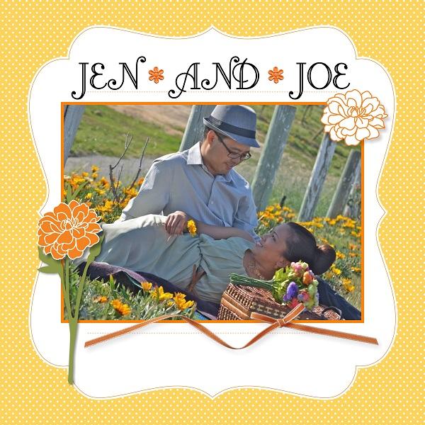 JEN & JOE A-001 a