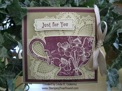 TEA BAG POUCH CARD (FRONT)