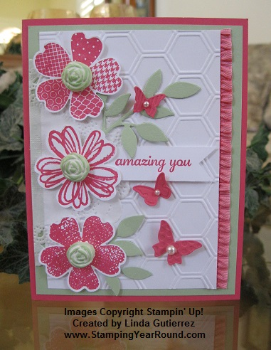 FLOWER SHOP CARD