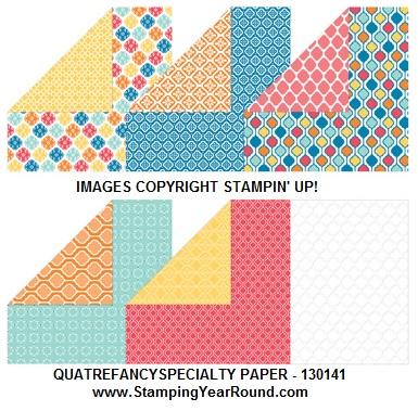 Quatrefancy specialty paper