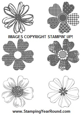FLOWER SHOP STAMP SET