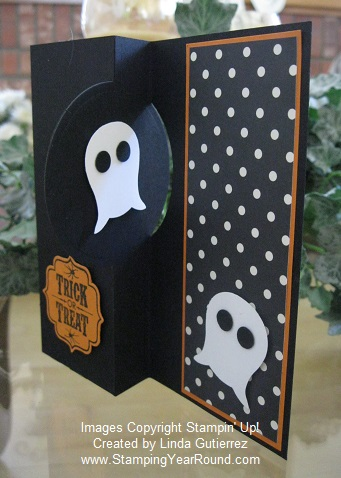 Thinlits halloween card b
