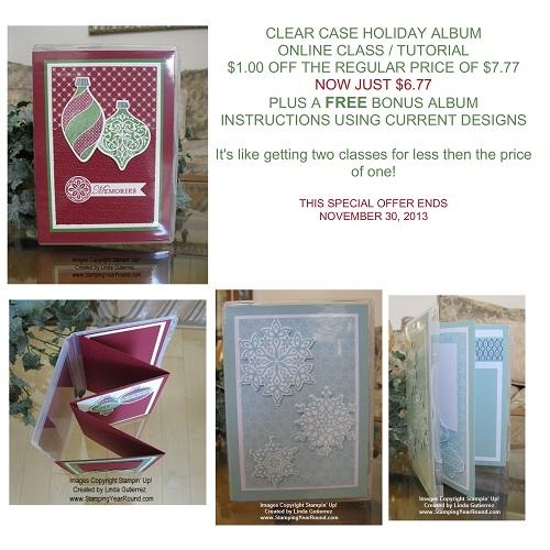 Clear case album special-001 500