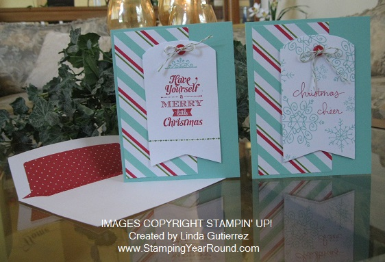 Merry Little Christmas Simply Created Card Kit a
