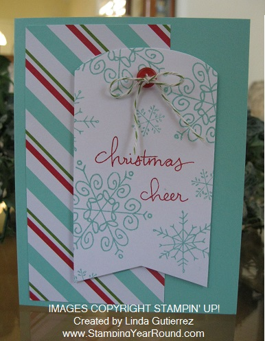 Endless wishes with merry little christmas simply created card kit