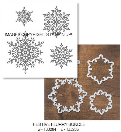 Festive flurry bundle