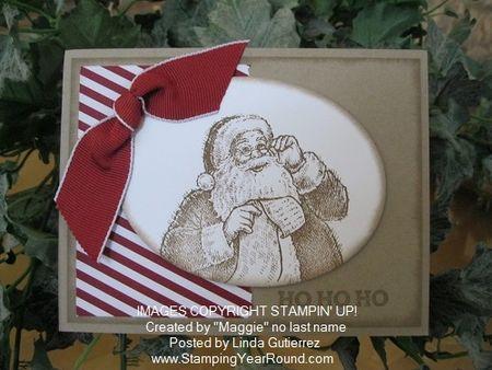 Santa's list maggie
