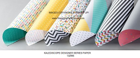 Kalediscope designer series paper