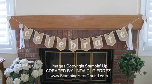 Celebration basics banner