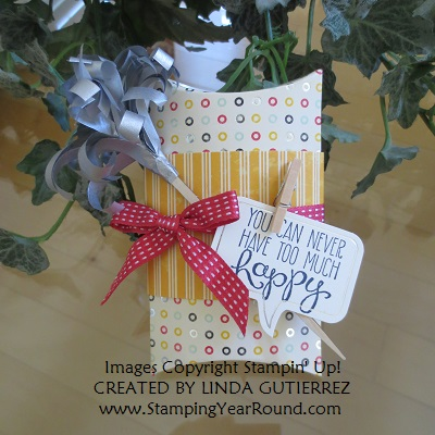 A little sumthin' sumthin' simply created gift box
