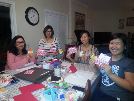 Stamp party mar 7 2014