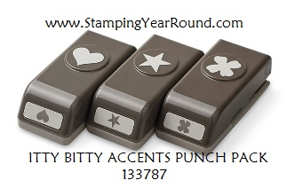 ITTY BITTY ACCENTS PUNCH PACK