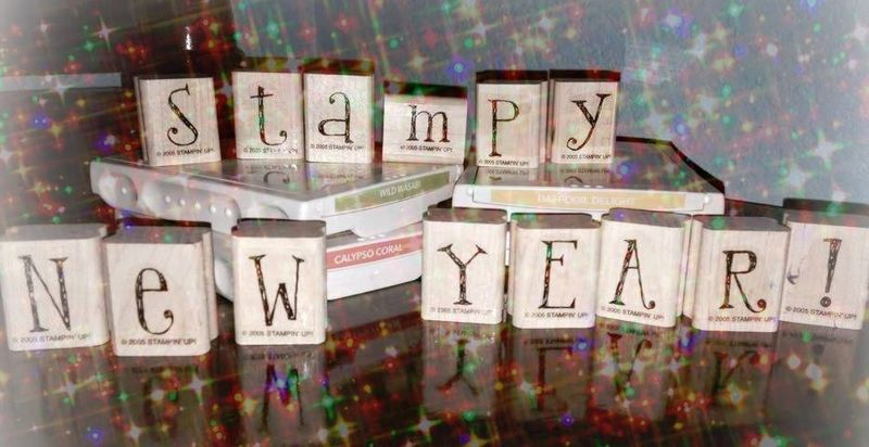 Stampy new year